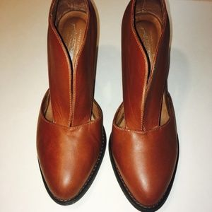 Jeffrey Campbell Free People Booties 8.5